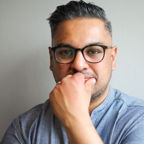 Ep09: Nikesh Shukla on writing to make space for other people