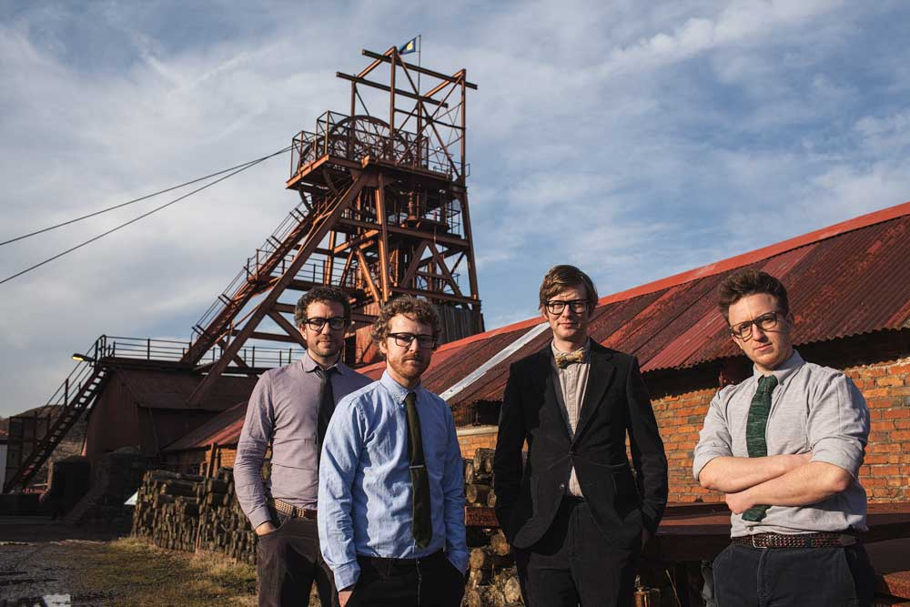 Ep13: J. Willgoose, Esq. (Public Service Broadcasting) on what to do when your band has already headlined Brixton Academy