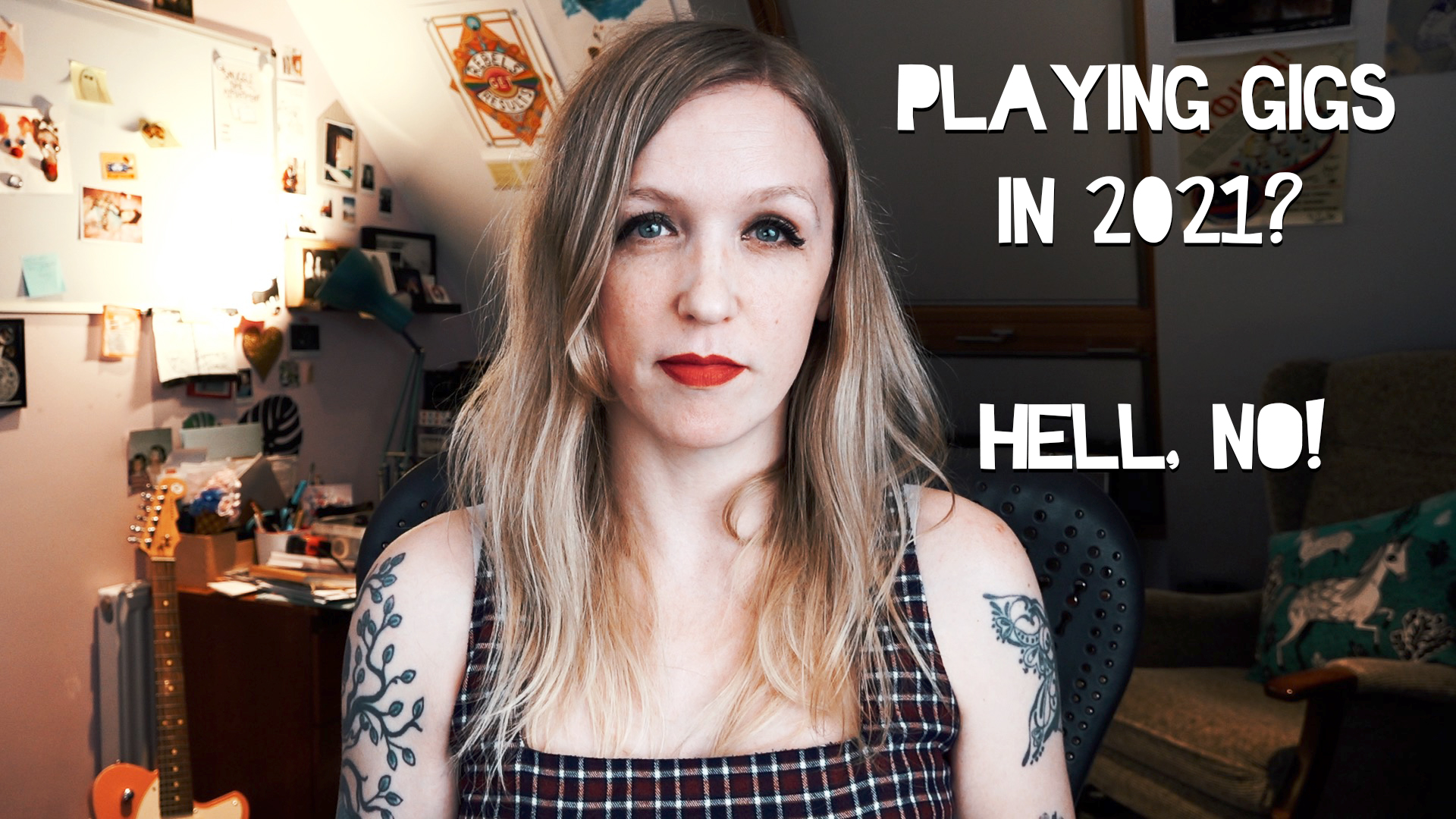 Why I won't be playing in-person gigs in 2021